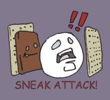 Sneak Attack! Kids Tee