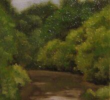 Skunk Creek by Jamie Jacobsen