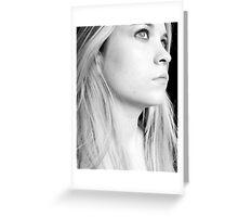 Self-Portrait Greeting Card
