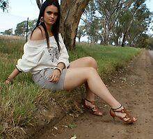 Country Road by Kimberley Barton