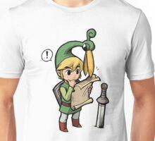 the legend of zelda minish cap Unisex T-Shirt