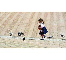 Small Birds Photographic Print