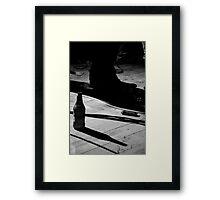 Guns of Brixton Framed Print