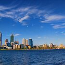 Perth City - Cityscape 2009 by Daniel Rayfield