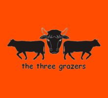 The Three Grazers by taiche
