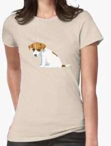 petshop puppy Womens Fitted T-Shirt