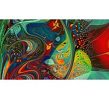 ThePsychedelicRock Photographic Print