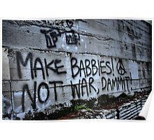 Make Babbies? Poster