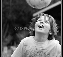 Eyes on the ball by Adamaniac