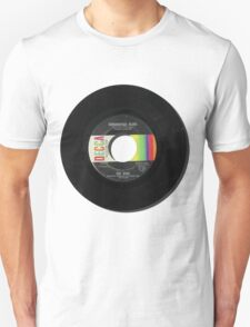 Music Record Vintage Unisex T-Shirt