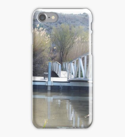 A Moment Over Water iPhone Case/Skin