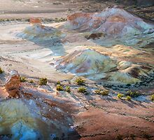 Coloured Sands by Mieke Boynton