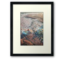 Early Morning Light: Painted Hills Framed Print