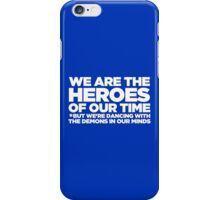 Heroes - Eurovision 2015 iPhone Case/Skin