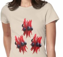 Sturt Desert Pea Womens Fitted T-Shirt