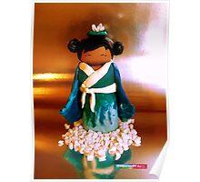 CHUNKIE Lotus Love  on Golden Pond Poster