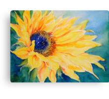 Sunburst #2 Canvas Print