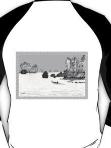 Thailand - the view from Ton Sai beach * T-Shirt