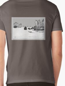 Thailand - the view from Ton Sai beach * Mens V-Neck T-Shirt