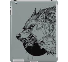 Werewolf moon inks iPad Case/Skin
