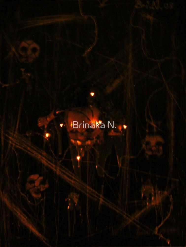 The Crawling (Dark) by Brinaka N.