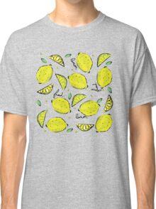 Lemons, Fresh Lemons Classic T-Shirt
