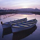 AT THE END OF THE DAY... GRUISSAN SOUTHERN FRANCE by chick