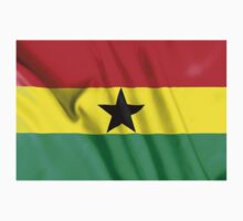 Ghana Flag Kids Clothes