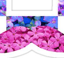 Flowers For Mark Sticker