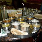 Lunch at Black Thunder Resort, Coimbatore. by Glen O'Malley