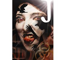 Joker to The thief Photographic Print