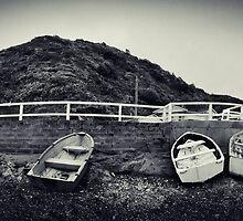 Dinghy Hill by Peter Kurdulija