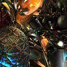 Alien City by spidergod