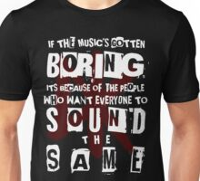 Imagine Sid Vicious at 35 Unisex T-Shirt