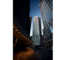 Chiefley Towers Sydney  Photographic Print