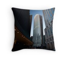 Chiefley Towers Sydney  Throw Pillow