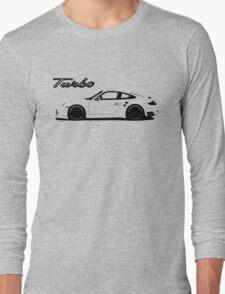 porsche turbo Long Sleeve T-Shirt