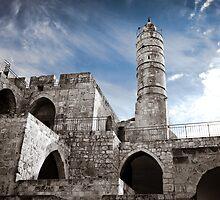 Jerusalem 1179 by Zohar Lindenbaum