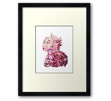 I can still Hear & See you. Framed Print