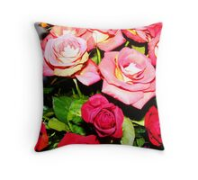 on the last day Throw Pillow