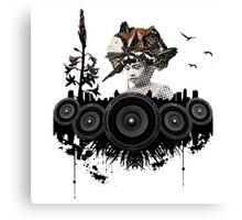 Eco Echo Canvas Print