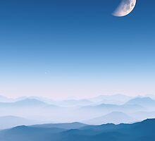 Blue Moon by Ann Garrett