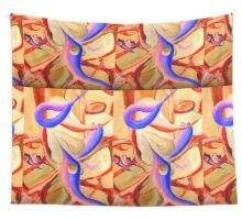 SWAYING in Harmony 2 Wall Tapestry