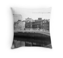 Dublin  Throw Pillow