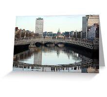 Dublin 2 Greeting Card