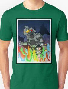 Terror of Mechagodzilla Unisex T-Shirt