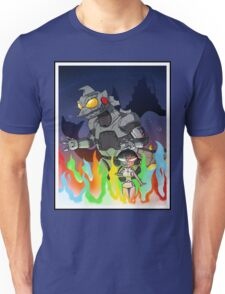Terror of Mechagodzilla Unisex T-Shirt