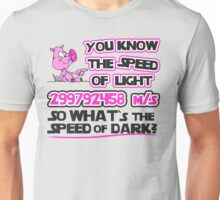 The Speed Of Light Unisex T-Shirt