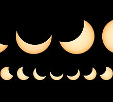Solar Eclipse of March 20, 2015 by Peter Borovicka