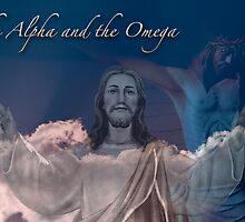 The Alpha and the Omega by Bonnie T.  Barry